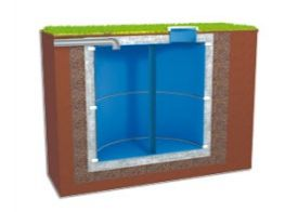 Sewage treatment plants and sumps
