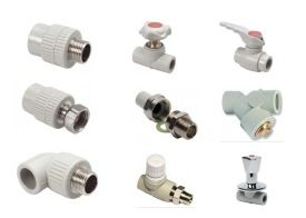 Special and combined fittings