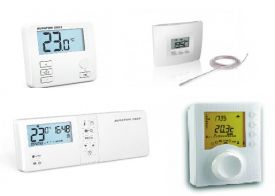 Wire thermostats