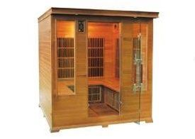Saunas for 5 persons