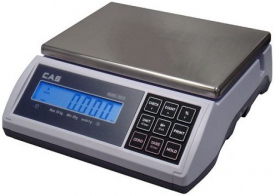 Cash registers and scales